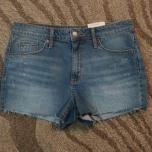 NWT universal thread Shortie Shorts 8/29r